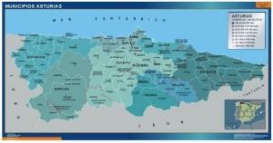 Asturias Municipios
