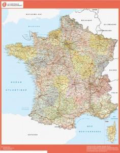 France Carte