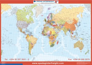 Mundo ingles africa